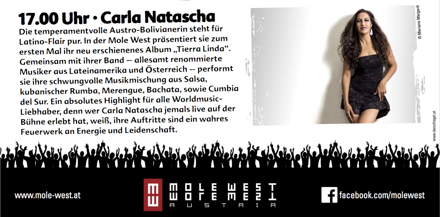 Mole west strandklang  Strandklang Festival 2018 – Mole West – Carla Natascha
